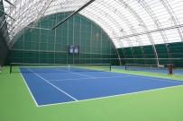 Yenilenen ESOGÜ Kapalı Tenis Kortları Hizmete Girdi