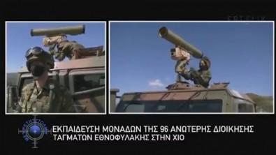 Yunanistan'dan yeni provokasyon! Türkiye'ye 6 KM uzaklıktaki adaya zırhlı araç ve asker çıkardılar