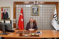 Başkan Nursaçan Açıklaması 'Yılmayacağız, Yorulmayacağız'
