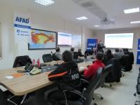 Bilecik AFAD Bursa Bölgesel Masabaşı Tatbikatına Katıldı