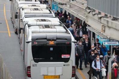 CHP'li İstanbul'da toplu taşıma çilesi!