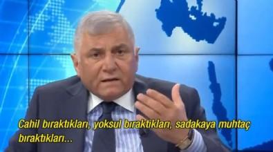 CHP'nin yayın organı Halk TV'de skandal sözler! Eski Bakan Ufuk Söylemez, AK Partili seçmenlere hakaret etti