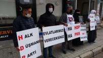 Çocukları Dağa Kaçırılan Ailelerin HDP Önündeki Nöbeti Sürüyor