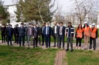 Dicle Elektrik'ten İSG Sloganı 'Bahara Ve İş Kazasız Bir Aya Merhaba'