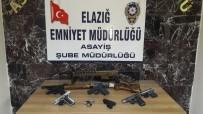 Elazığ'da Şok Ve Asayiş Uygulamalarında Yakalanan 35 Şüpheli Tutuklandı