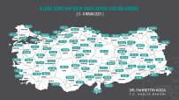 Erzincan'da Vaka Sayısı 466,66 Oldu