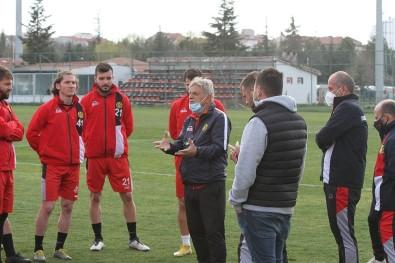 Eskişehirspor Balıkesirspor Maçı Hazırlıklarına Başladı