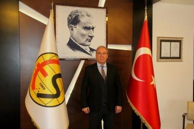 Eskişehirspor'da Teknik Direktör Cengiz Seçsev İle Yollar Ayrıldı