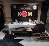 Kastamonu'da Tarihi Eser Ve Silah Kaçakçılığı Operasyonu