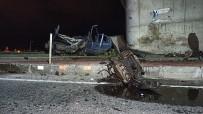 Keşan'da Feci Kaza Açıklaması 1 Ölü, 2 Yaralı