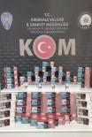 Kırıkkale'de Kaçak Tütün Operasyonu Açıklaması Binlerce Makaron Ele Geçirildi