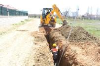 Korkuteli'de Dört Mahallede İçme Suyu İmalatı Yapıldı