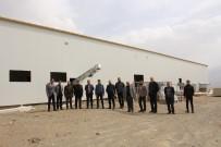Oltu Cağ Kebap Fabrikasında Makine Ekipmanı Kuruluyor