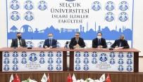 SÜ İslami İlimler Fakültesi Akademik Kurul Toplantısı Yapıldı