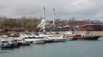 Van Gölü'nde Son Ağlar Çekildi, Tekneler Marinaya Yanaştı