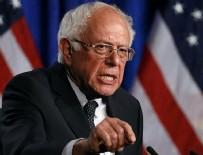 ABD'li senatör Sanders'tan tarihi itiraf!