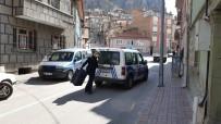 Afyonkarahisar'da Bir Garip Bavul Hırsızlığı Girişimi