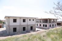 Aksaray'da Sevgi Evleri Projesi Hızla Yükseliyor