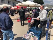Amasya'da Fırıncıdan Vatandaşa 300 'Ücretsiz' Pide
