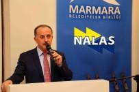 Başkan Çağırıcı, Yeniden NALAS 2. Başkan Yardımcısı Seçildi
