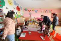 BEÜ Rektörü Elmastaş, Mezun Olduğu İlkokulu Ziyaret Etti