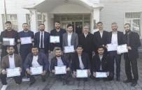 Bitlis 'Hafızlık Pekiştirme Kursu' Tamamlandı