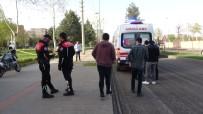 Çocuk Parkında Silahlı Kavga Açıklaması 2 Yaralı