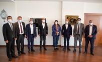 Cumhuriyet Halk Partisi Heyeti Başkan Çerçioğlu İle Görüştü