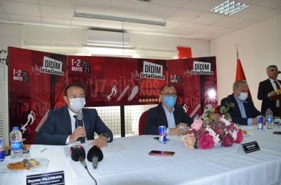 'Didim Triatlon Türkiye Kupası' Yarışlarının Tanıtımı Yapıldı