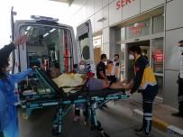 Döküm Fabrikasında Kazan Patladı Açıklaması 2'Si Ağır 8 Yaralı