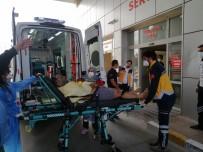 Döküm Fabrikasında Patlama Açıklaması 2'Si Ağır 8 Yaralı