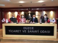 Düzce Üniversitesi Ve DTSO Yeni Bir İş Birliği Protokolüne Daha İmza Attı