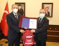 Elazığ'da  Afet Eğitim Yılı İşbirliği Protokolü İmzalandı