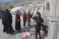 Erzincanlılar 'Ekşisu' İle İftar Açıyor