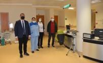 Eskişehir'de Aşı Doz Miktarı 289 Bin 262'Ye Ulaştı