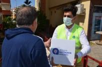 Gıda Paketleri Alanya'da İhtiyaç Sahipleri İle Buluştu