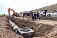 Gümüşova OSB'de Alt Yapı Çalışmaları Sürüyor