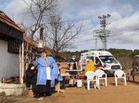 Karabük'te 75 Bin Kişi Aşılandı