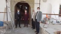 Kastamonu Vakıflar Bölge Müdürü Pınar Cami Tadilatını İnceledi