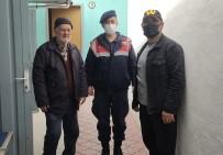 Kaybolan Alzheimer Hastası Vatandaşı Jandarma Ekipleri Buldu