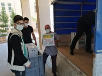Kemer'de Sağlık Çalışanlarına Ramazan Paketi Dağıtıldı