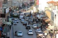 Kilis'te İftara Yetişmek İsteyenlere Polis Desteği