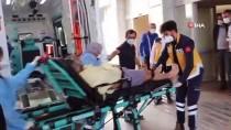 Kocaeli'de Döküm Fabrikasında Kazan Patlaması Sonucu 8 İşçi Yaralandı