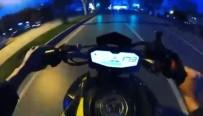 Kural Tanımayan Motosiklet Sürücüsüne Ceza Yağdı