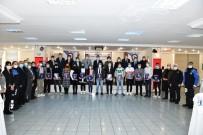 Mantar Yetiştiriciliği Kursu'nu Tamamlayan Kursiyerlere Sertifikaları Verildi