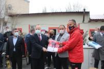 Mehmet Sekmen Açıklaması 'Erzurum'da Amatör Futbol Kulüplerine Önemli Yatırımlar Yapılacak'