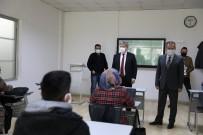 Melikgazi'den YKS Öğrencilerine Etüt Merkezi