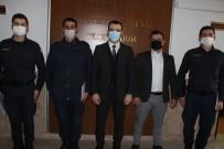 Osmaneli'nde 3 Jandarma Personeline Takdir Belgesi Verildi