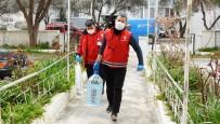 Pandemide Evde Kalanlara Menteşe Belediyesinden Hizmet