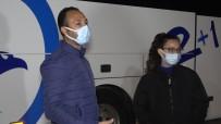 Riskli Grubundaki Baba Ve Kızı Karantinaya Alındı Açıklaması 4 Bin 50'Şer Lira Ceza Uygulandı